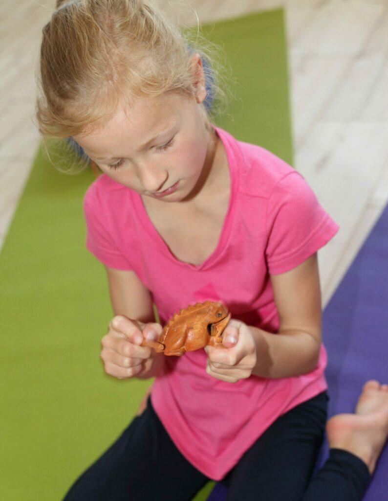 Konzentration & Achtsamkeit im Kinderyoga