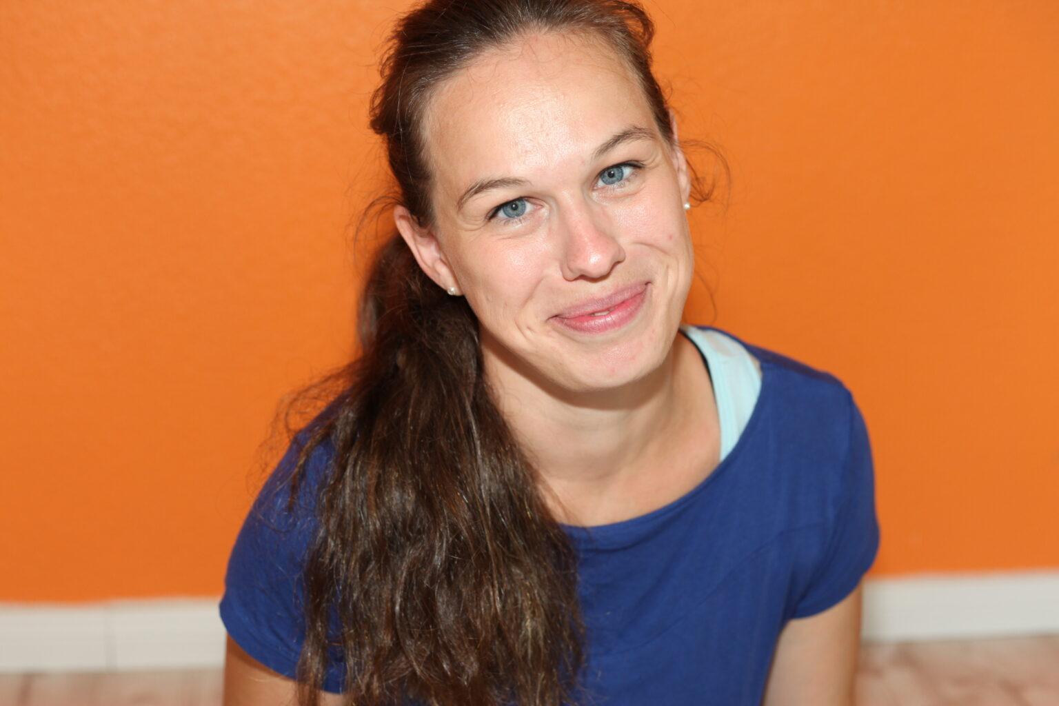 Kinderyoga2GO - Gründerin Ulrike Knuth