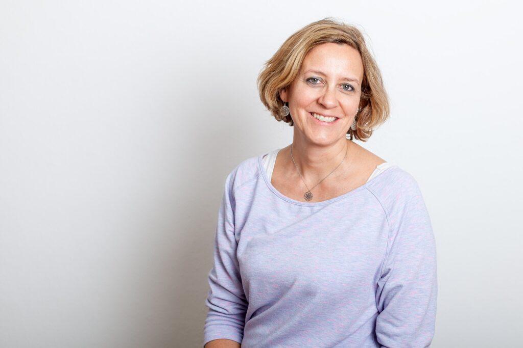 Kinderyoga2GO - Gründerin Elke Schwuchow