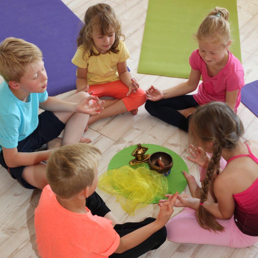 Fortbildung ,Yoga ist KLASSE'
