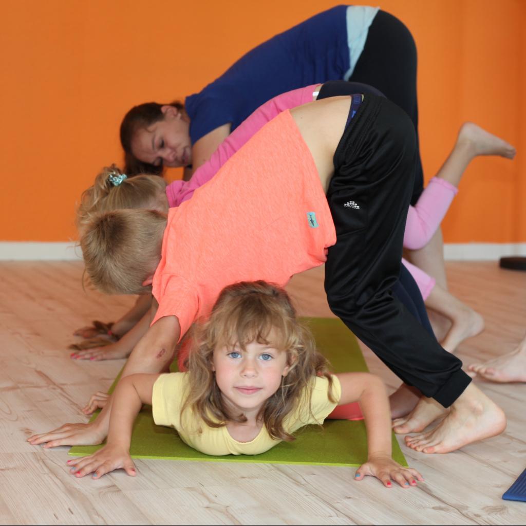 Fortbildung ,Kinderyoga Basics'