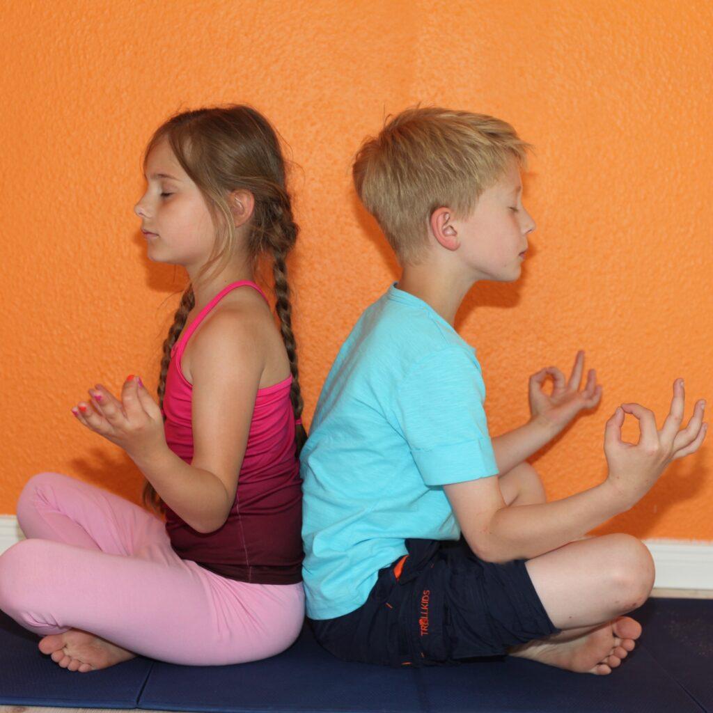 Fortbildung ,Kinderyoga - Voll entspannt'